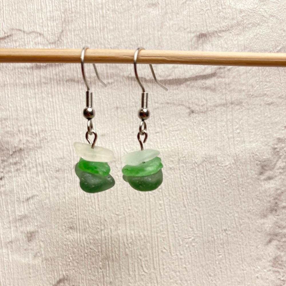 3stack multi earring