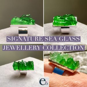 Signature Sea Glass Jewellery Collection